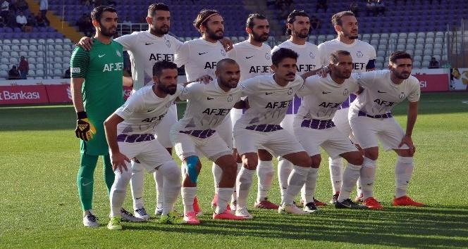 Ziraat Türkiye Kupası: AFJET Afyonspor: 2 - MKE Ankaragücü: 0
