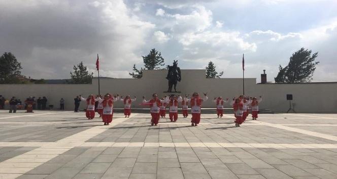 Sarıkamış'ta İlköğretim Haftası kutlamaları