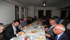 Vali Sonel, Muharrem ayının ilk orucunda iftar verdi