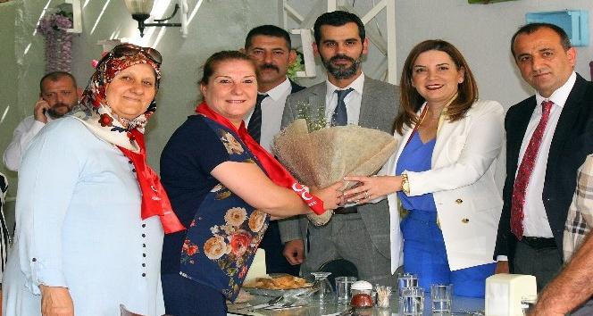 MHP Babaeski İlçe Başkanlığının yeni binası törenle açıldı