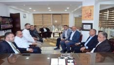 AK Parti yerel yönetimler Başkanı Şentürk Düzcede