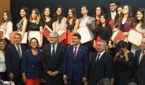İlk ve tek Çift Diplomalı Türk-Alman Hukuk Lisans Programı ilk mezunlarını verdi