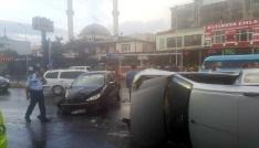 Yalovada trafik kazası: 2 yaralı