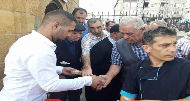 Yozgat'ta 2 bin kişilik ahilik helvası dağıtıldı