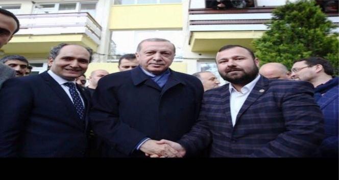 Ayvalık AK Partide görev Hasan Kıtaya verildi