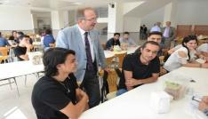 Bartın Üniversitesi Uluslararası öğrencilerine Hoş Geldin dedi