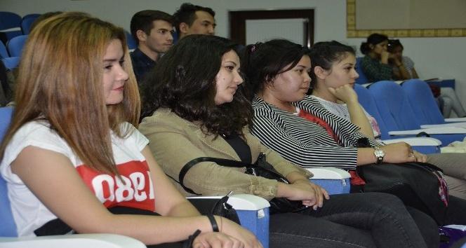 KLÜde Uluslararası öğrencilerle tanışma toplantısı gerçekleştirildi