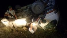 Sinopta trafik kazası: 2 yaralı