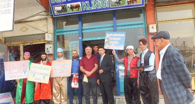Malazgirt'te 'Ahilik Haftası' kutlamaları yapıldı