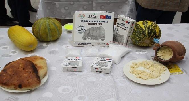 Çankırı'nın yöresel ürünleri dünya pazarlarına girecek