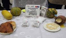 Çankırının yöresel ürünleri dünya pazarlarına girecek