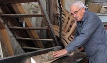 81 yaşındaki marangoz ustası 69 yıldır hiç durmadan çalışıyor