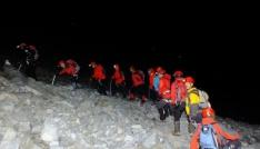 AFADın Yüksek İrtifada ve Buzulda Arama Kurtarma Eğitimi sona erdi