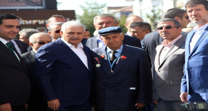 Başbakan Yıldırım Kırşehir'de