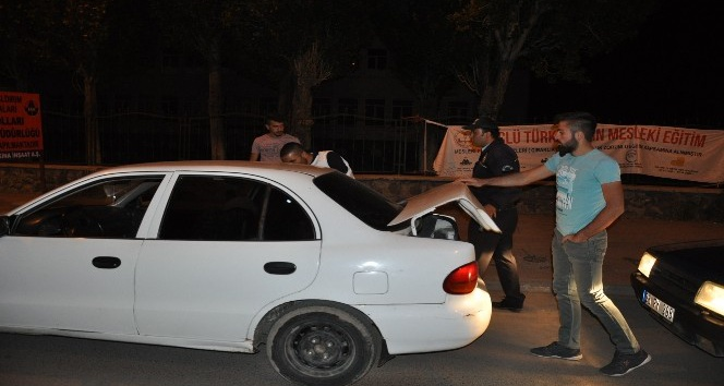 Kars'ta, aranan 20 kişi yakalandı