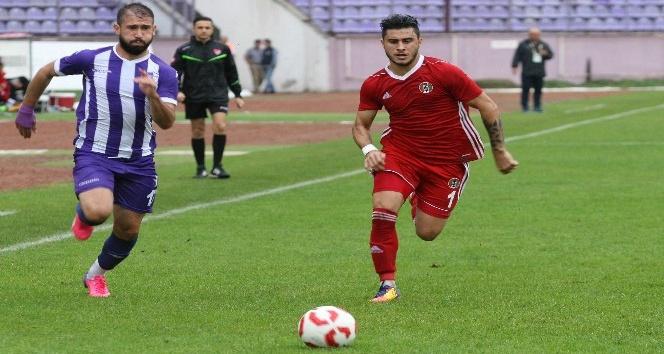 TFF 3. Lig: Yeni Orduspor: 2 - Turgutluspor: 2
