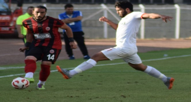 TFF 3. Lig: Çorum Belediyespor: 1 - Utaş Uşakspor: 1