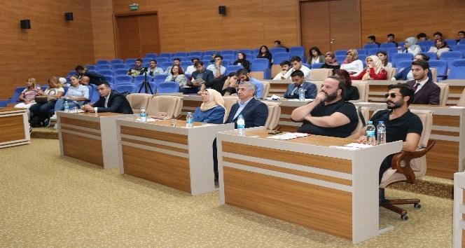 Elazığ' da Gençlik Meclisi Çalıştayı