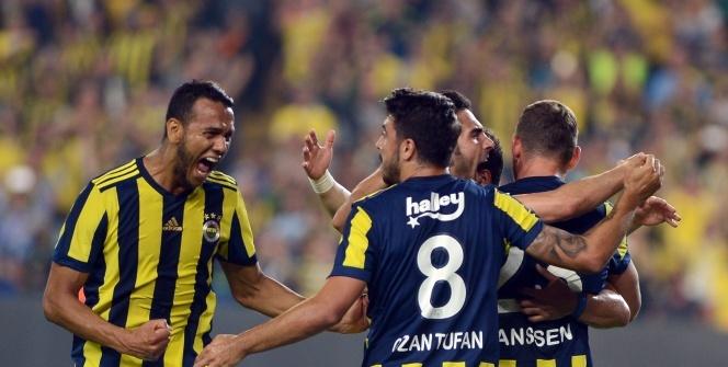 Fenerbahçe 2-1 Beşiktaş