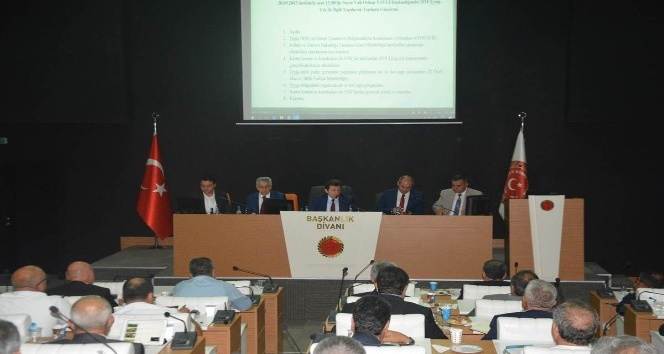 2018 Troia Yılı Toplantısı yapıldı