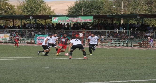 Spor Toto 3. Lig: Cizrespor: 2 - Ankara Adliyespor: 0