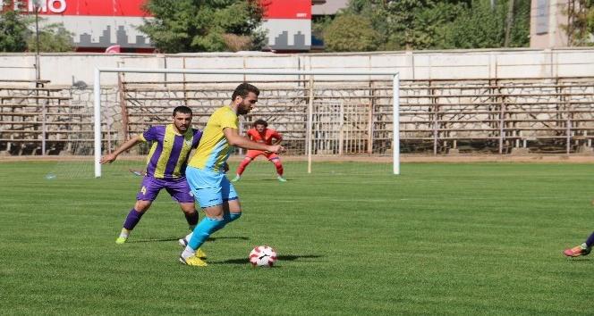 Bölgesel Amatör Ligi: Siirtspor:1 - Bağlar Belediyespor: 0