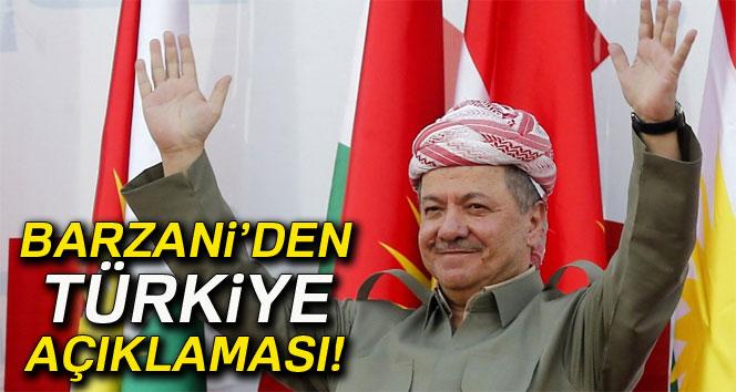 Barzani: 'Türkiye'nin askeri tatbikatı kendi sınırları içerisindedir'