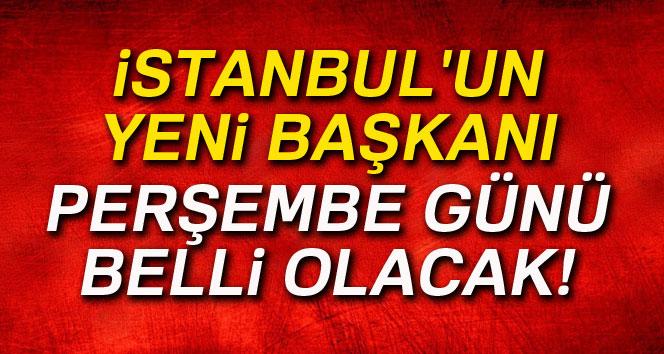 İstanbul Valiliği: 'İBB Başkanlık Seçimi 28 Eylül Perşembe günü yapılacak'