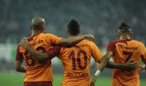 Süper Lig: Bursaspor 1-2 Galatasaray