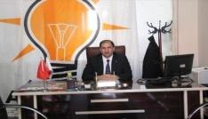 AK Parti Çıldır İlçe Başkanı Vuraldan kongreye davet