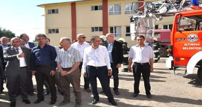 Oral: TASKİB Türkiye'ye örnek oldu