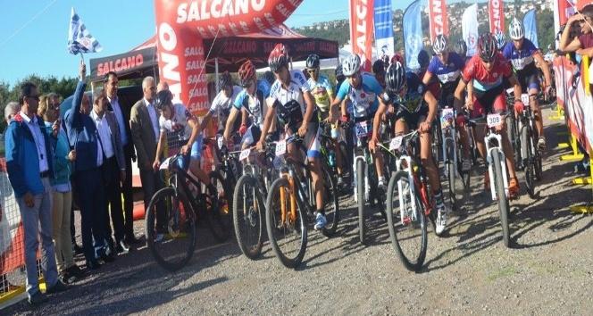 Dağ bisikletine Altınova damgası