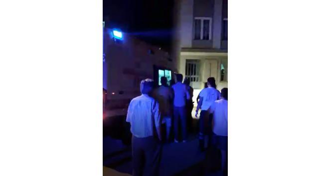 16 yaşındaki kıza taciz iddiasına mahalleli dayağı