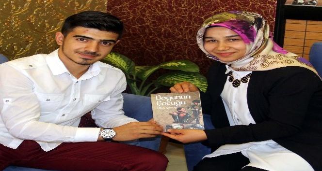 Bitlisli genç yazar ikici kitabını çıkardı
