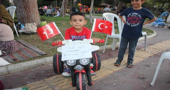 Hatay'da Arakanlı Müslümanlar için kermes