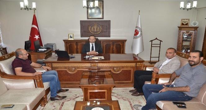 MGC'den Cumhuriyet Başsavcısı'na ziyaret