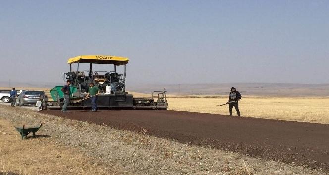 Porsuklu Köyü sıcak asfalta kavuşuyor