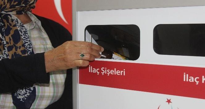 Edirne'de 2 yılda 1 ton tarihi geçmiş ilaç toplandı
