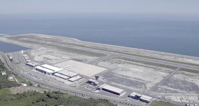 Ordu-Giresun Havalimanına DVOR cihazı kuruldu