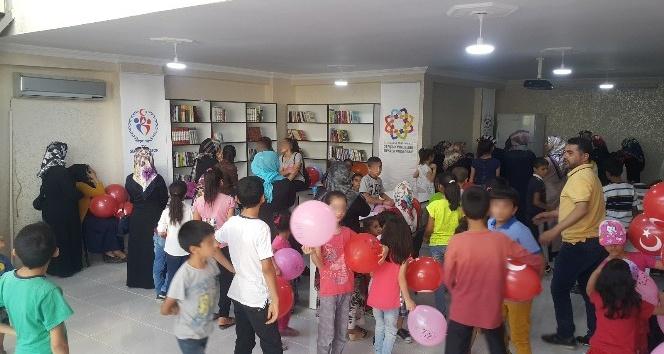 Siirt'te Gönül Bahçesi Gençlik Merkezi açıldı