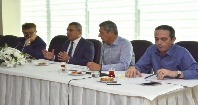 Meslek Yüksekokullarının sorunları masaya yatırıldı