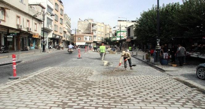 Kilis Kültür yolunda tadilat yapılıyor