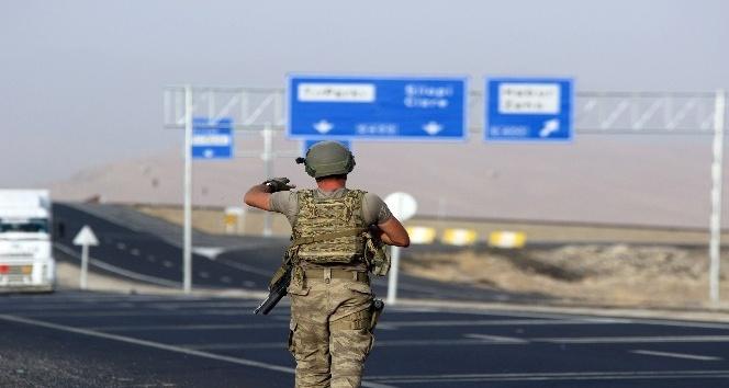 Irak sınırındaki tatbikat 8'inci gününde