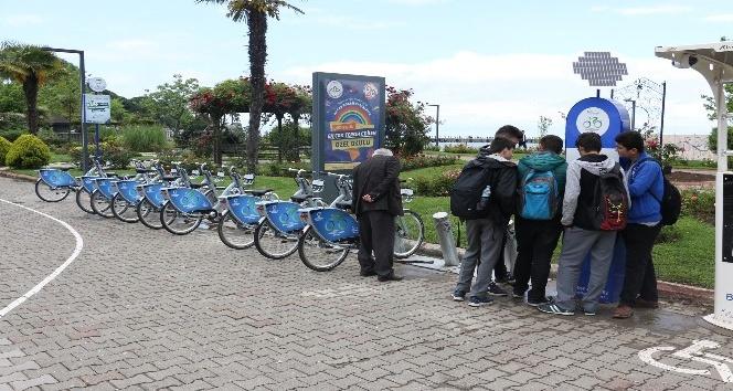 Akıllı bisiklete ilgi arttı