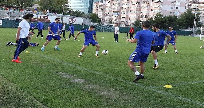Karabükspor'da Galatasaray maçı hazırlıkları başladı