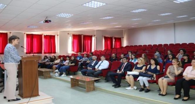 Nevşehir Hacı Bektaş Veli Üniversitesi'nde Japon dili dersi başladı