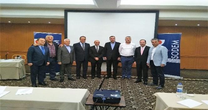 Edirne Belediye Başkanı Gürkan, SODEM'in yönetimine seçildi