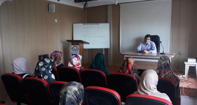 Ahlat'ta kadınlar için 18 Kur'an kursu açılacak