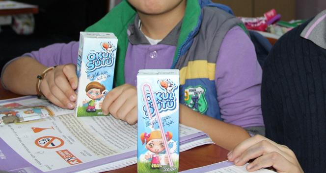 6 milyon öğrenciye 60 bin ton okul sütü dağıtılacak