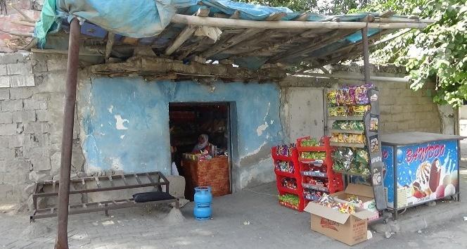 30 yıllık küçük bakkal süper marketlere karşı ayakta durmaya çalışıyor